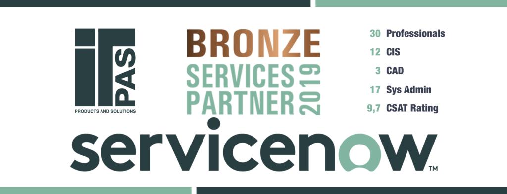 servicenow bronze service partner
