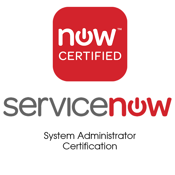 Certificazione ServiceNow System Administrator –
