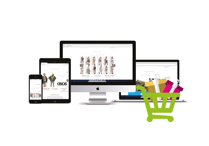 soluzione eCommerce shop solution