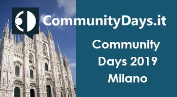 communitydays